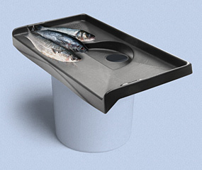 Fish Station Tray